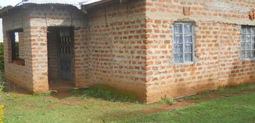 Hot Property For Sale in Bungoma (2 bedroom house)