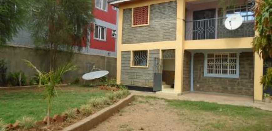 3 Bedroom House To Let in Bungoma (modern)