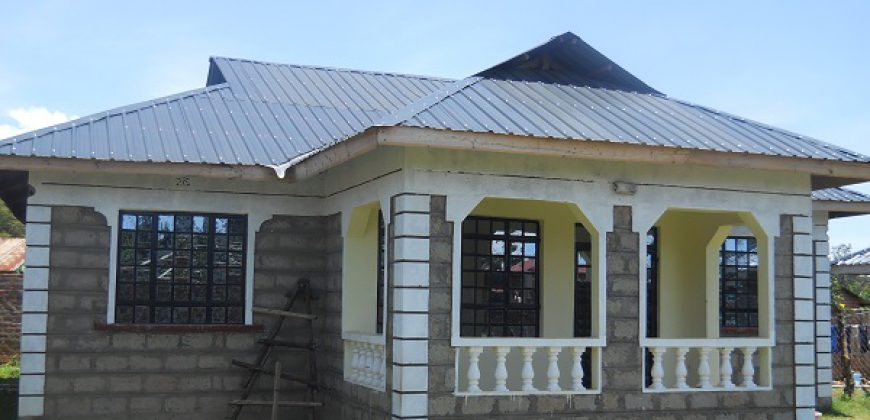 3 Bedroom House For Rent In Bungoma Sikata