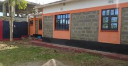 3 Bedroom House For Rent In Bungoma (serene)