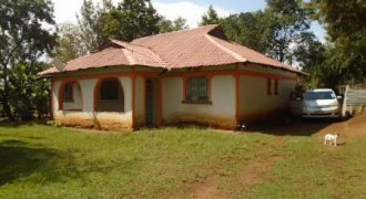 Prime 4 BR House For Sale behind Bungoma High