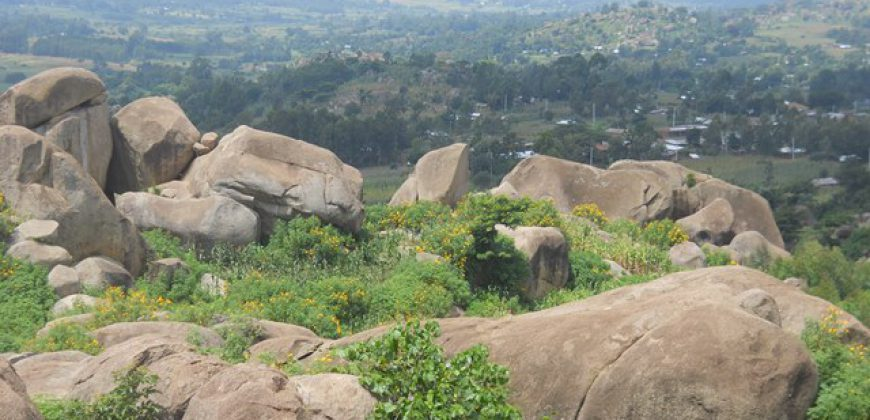 Quarry Land For Lease In Bungoma (3 acres)