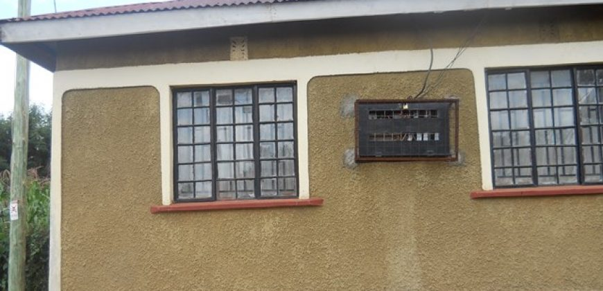 Rental Property For Sale In Bungoma (3 Hses)