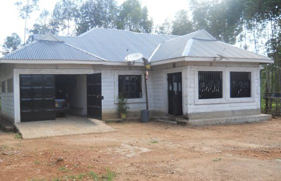 Residential House for Sale in Bungoma (4 BR)