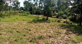1 Plot for Sale in Bungoma town outskirts